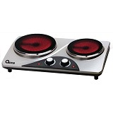 OXONE Double Ceramic Stove [OX-655D]